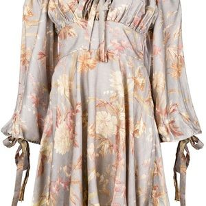 Zimmermann Unbridled Maiden Dress